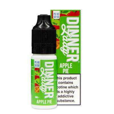 Dinner Lady Apple Pie 10ml - Click Image to Close