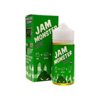 Apple E-Liquid by Jam Monster 100ml