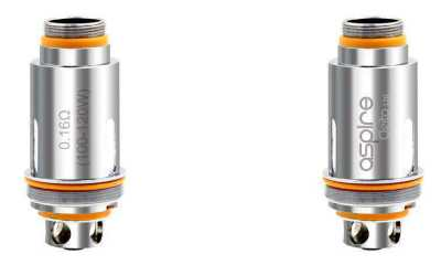 Aspire - Cleito 120 Coils 0.16 Ohms (Pack of 5)