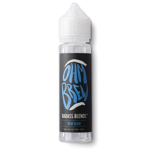 Blue Slush Shortfill E-Liquid by Ohm Brew