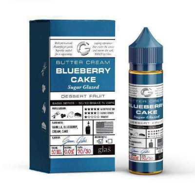 Blueberry Cake E-Liquid by Glas Basix 50ml