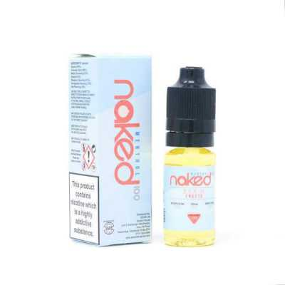 Brain Freeze E-Liquid by Naked 100 Menthol