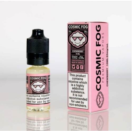 Chewberry E-Liquid by Cosmic Fog