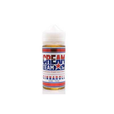 Cinnaroll E-Liquid by Cream Team 100ml