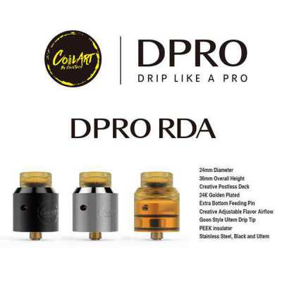Coil Art - DPRO RDA 24mm