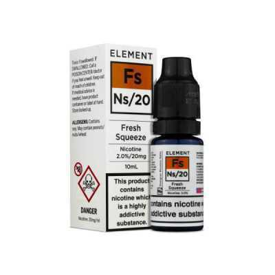 NS20 + NS10 Fresh Squeeze E-Liquid by Element
