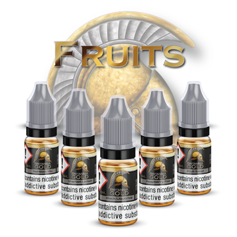 Alabama Strawberry Britannia Gold Fruits eliquids