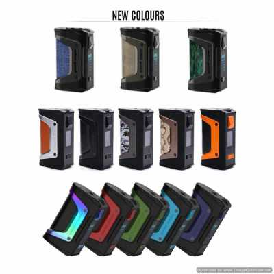 Geek Vape - Aegis Legend 200W Box Mod
