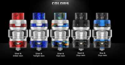 Geek Vape - Alpha Sub-Ohm Tank 2ml