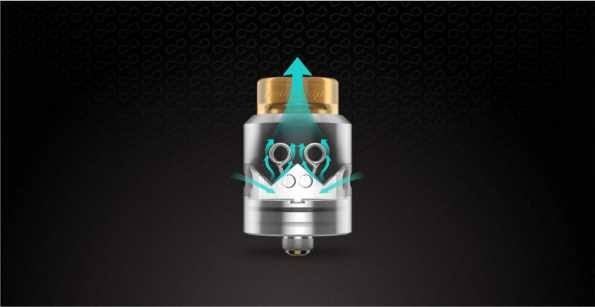 Geek Vape - Loop RDA
