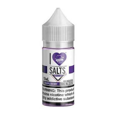 Grapple Berry E-Liquid I Love Salts Range by Mad Hatter