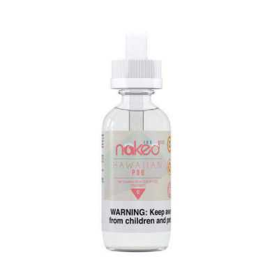 Hawaiian Pog On Ice E-Liquid by Naked 100