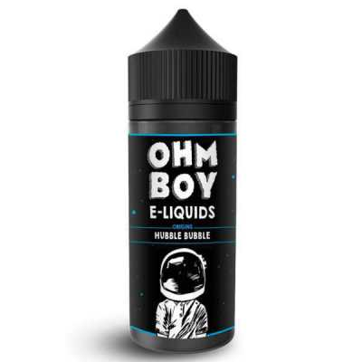 Hubble Bubble E-Liquid by Ohm Boy Origins