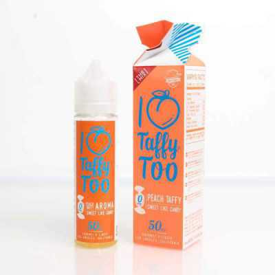 I Love Taffy E-Liquid by Mad Hatter Juice 50ml