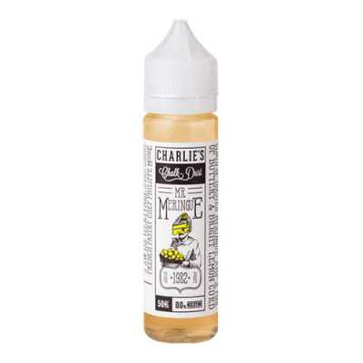 Lemon Pie E-Liquid by Mr Meringue
