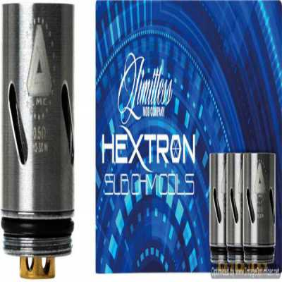 Limitless Mod Company - Hextron Coils (Pack of 3)