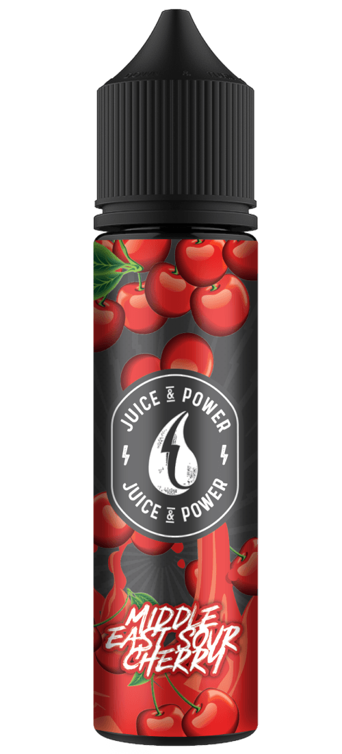 Middle East Sour Cherry E-Liquid by Juice N Power Fruits