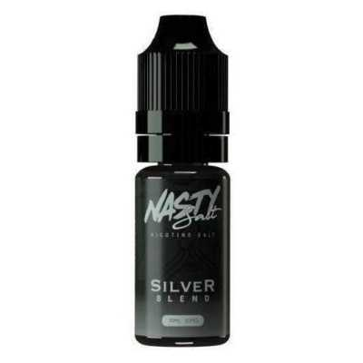 Silver E-Liquid by Nasty Juice Salts