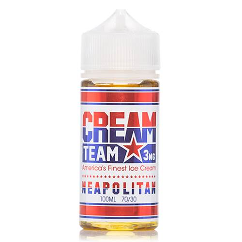 Neapolitan E-Liquid by Cream Team 100ml