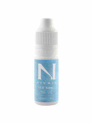 Nic Nic Ice Nicotine Shot by My Vapery