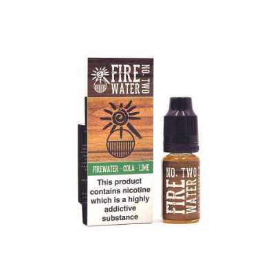 No. Two E-Liquid by Firewater 3 x 10ml
