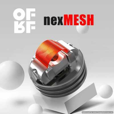 OFRF - nexMesh 0.13 Ohm Mesh Strips (Pack of 10) - Designed for the Profile RDA