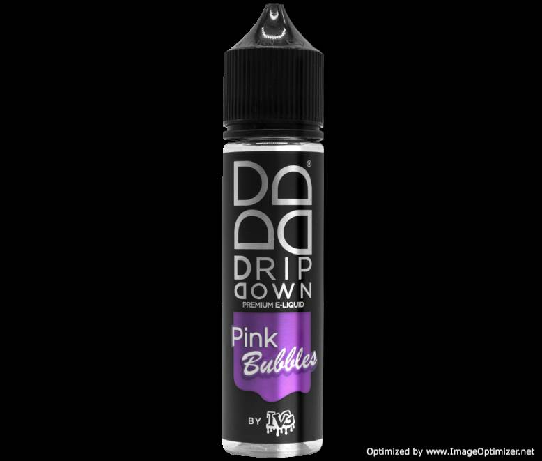 Pink Bubbles E-Liquid by Drip Down 50ml