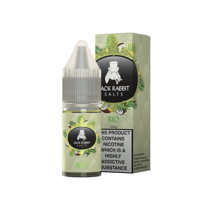 Rio E-Liquid by Jack Rabbit Salts