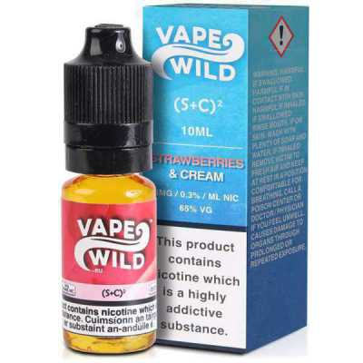 SC2 E-Liquid by Vape Wild 10ml