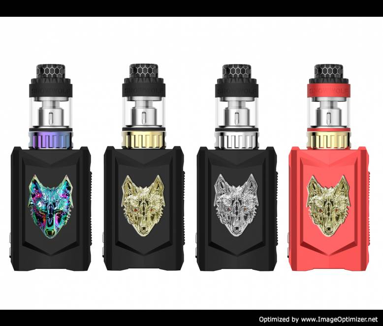 Snowwolf - MFENG Baby 80W Kit - 2000mAh Built-In-Battery