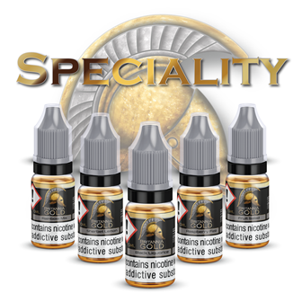 Black Magic Britannia Gold eliquids