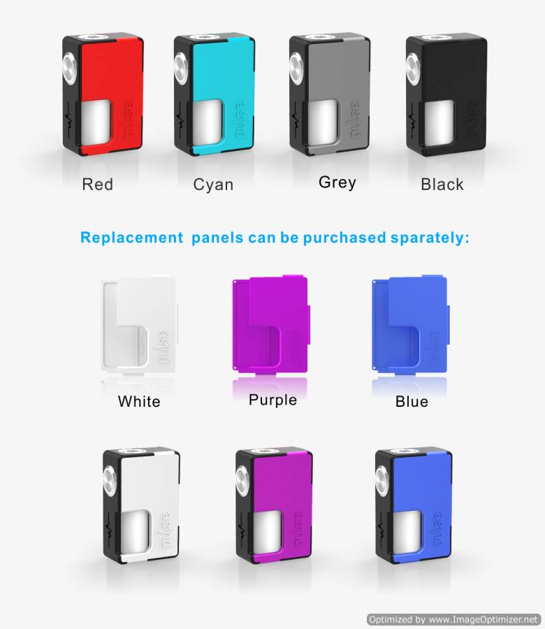 Vandy Vape - Pulse BF Box Mod Replacement Panels