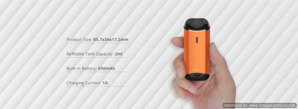 Vaporesso - Nexus All-In-One Kit