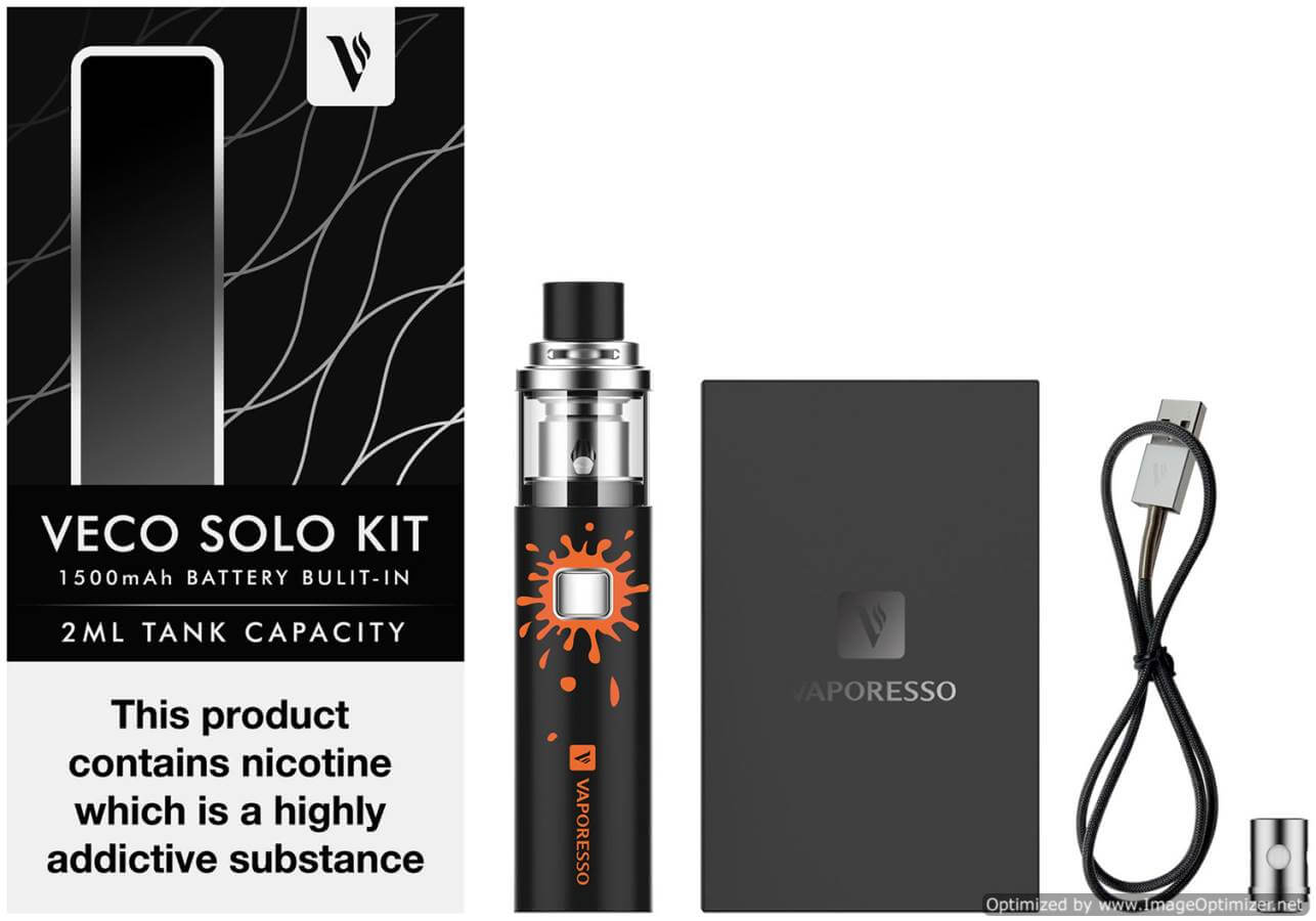 Vaporesso - VECO Solo All-In-One Vape Kit