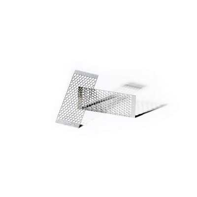 Wotofo - Mesh-Style Multi Hole Coil Strips 0.18 Ohm (For Profile & Mesh RDA's) - Pack of 10
