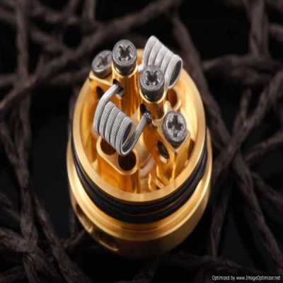 Wotofo - Pre-Built Coils (Pack of 10) - 0.28 Ohm Dual Core Fused Clapton