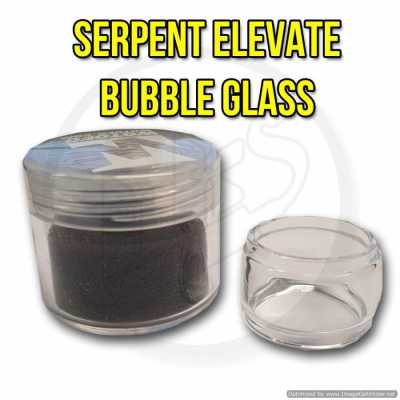 Wotofo - Serpent Elevate RTA Replacement Bubble Glass - 1 x Single