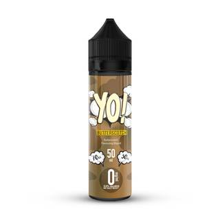 YO! Butterscotch 50ml Eliquid