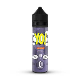 YO! Jam Donut 50ml eliquid