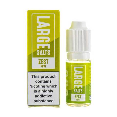 Zest Pest Nic Salt E-Liquid by Large Juice