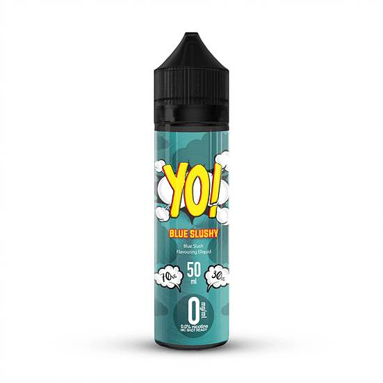 YO! Blue Slushy 50ml eliquid