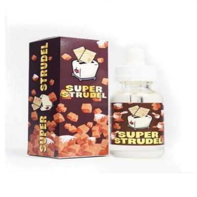Brown Sugar E-Liquid by Super Strudel