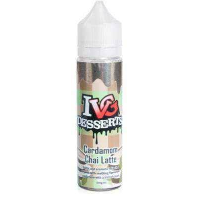 Cardamom Chai Latte E-Liquid by IVG Desserts 50ml