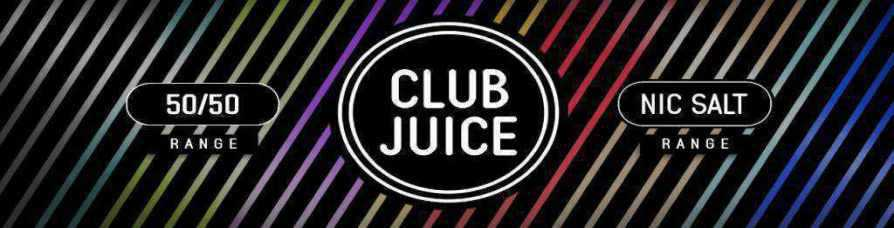 Club Juice Nic Salt Range