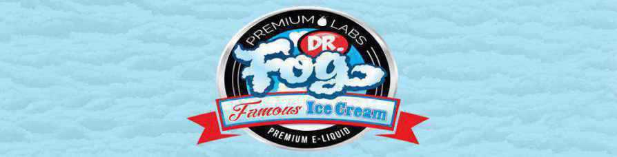 Dr. Fog Famous Ice Cream