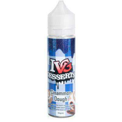 Cinnamon Dough E-Liquid by IVG Desserts 50ml