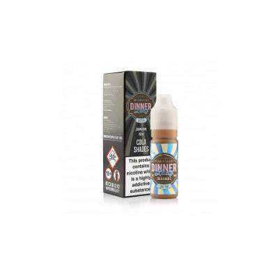 Dinner Lady Blackberry Crumble 10ml Nic Salt - Click Image to Close