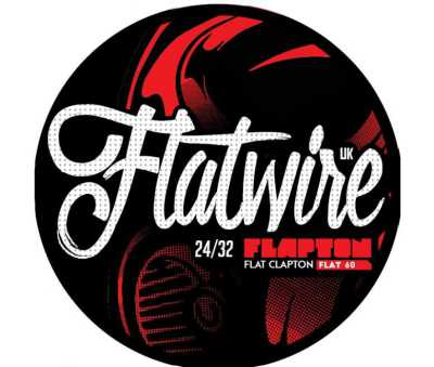 "Flatwire UK - Flat Sixty ""Flapton"" Coil Wire 10FT"