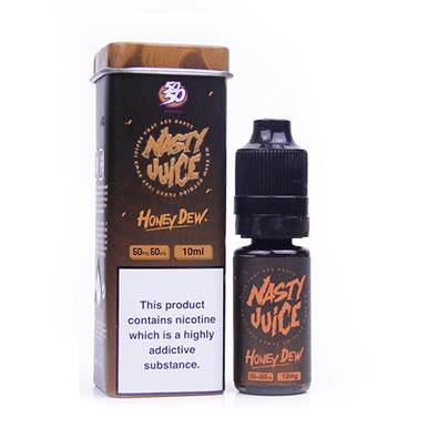Devil Teeth E-Liquid Nasty Juice