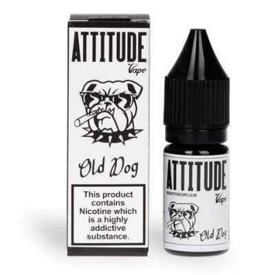 Old Dog E-Liquid Attitude Vapes